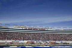 NASCAR: 12 de marzo Kobalt 400 imagenes de archivo