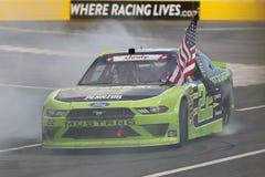 NASCAR: 26 de mayo Alsco 300 Foto de archivo libre de regalías