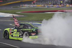 NASCAR: 26 de mayo Alsco 300 Fotografía de archivo