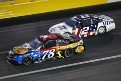 NASCAR: 27 de mayo Coca-Cola 600 Imagen de archivo