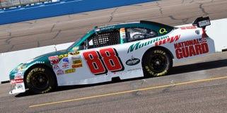 NASCAR de Mindere van Dale Earnhardt van de kopbestuurder Royalty-vrije Stock Foto