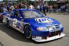 NASCAR - de Molen van Kurt Busch's #2 Stock Afbeeldingen