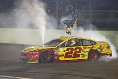 NASCAR: 18 de noviembre Ford 400 fotografía de archivo