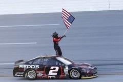 NASCAR: 19 de outubro GEICO 500 Fotografia de Stock