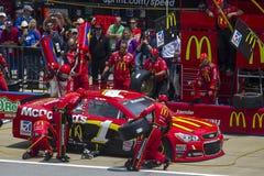 NASCAR 2013:  De Reeks Aarons 499 05 van de sprintkop MEI Stock Foto