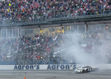 NASCAR 2013:  De Reeks Aarons 499 05 van de sprintkop MEI Royalty-vrije Stock Fotografie