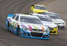 NASCAR 2013:  De Reeks AdvoCare 500 10 van de sprintkop November Royalty-vrije Stock Foto's