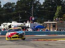 NASCAR 2013:  De Reeks van de sprintkop cheez-het 355 in Glen August Stock Afbeelding