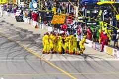 NASCAR 2013:  De Reeks Zuiver Michigan 400 18 van de sprintkop Augustus Stock Foto