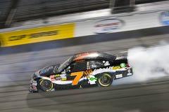 NASCAR: Destruições de Danica Patrick Fotografia de Stock