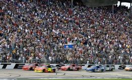 NASCAR : Dickies 500 du 8 novembre Photos libres de droits