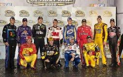 NASCAR : Dispositif protecteur d'air du 11 septembre 400 Photo stock