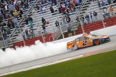 NASCAR: Dobleces del 5 de marzo del honor QuikTrip 500 Fotos de archivo libres de regalías