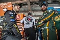 NASCAR: Drev för Maj 04 amerikanska motorförbundet 400 för autism Arkivbilder
