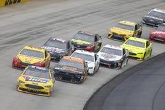 NASCAR: Drev för Maj 06 amerikanska motorförbundet 400 för autism Arkivfoto