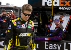 NASCAR driver Carl Edwards Stock Images