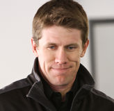 NASCAR Driver Carl Edwards Royalty Free Stock Photography