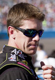 NASCAR driver Carl Edwards Royalty Free Stock Photo