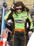 NASCAR driver Danica Patrick Stock Photo