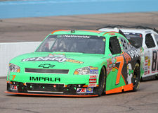 NASCAR Driver Danica Patrick Royalty Free Stock Photography