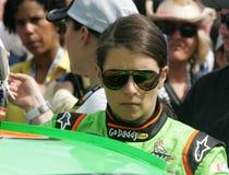 NASCAR Driver Danica Patrick stock photos