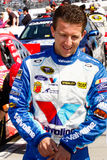 NASCAR Driver A.J. Allmendinger Stock Photo