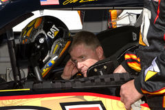 NASCAR driver Jeff Burton Royalty Free Stock Photos