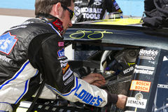 NASCAR driver Jimmie Johnson Royalty Free Stock Photography
