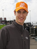NASCAR driver Joey Logano Royalty Free Stock Images