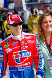 NASCAR Driver Mark Martin Royalty Free Stock Images