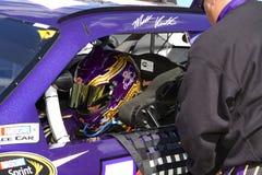 NASCAR driver Matt Kenseth Stock Image