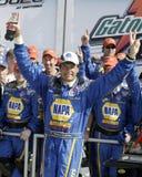 NASCAR Driver Michael Waltrip stock photography