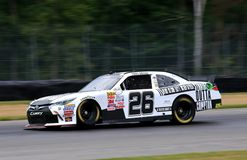 NASCAR driver Tomy Drissi Royalty Free Stock Images