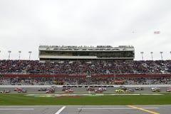 NASCAR : Duel 2 du 11 février Gatorade Photos libres de droits