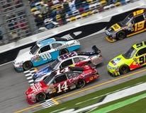 NASCAR : Duel 2 du 11 février Gatorade Photo libre de droits