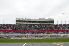 NASCAR: Duelo 2 de fevereiro 11 Gatorade Fotos de Stock Royalty Free