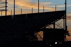 NASCAR : Duels de Budweiser du 19 février Image libre de droits