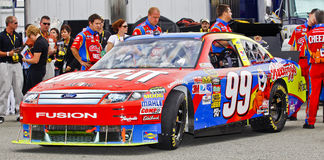NASCAR - Edward's Cheez-It #99 Richmond Stock Photography