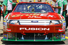 NASCAR - Edward's Famous Ford Aflac Car Royalty Free Stock Images