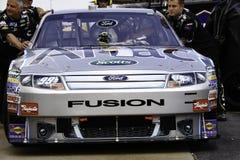 NASCAR - Edwards Aflac på all stjärnaracen Royaltyfria Foton