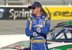 NASCAR: El 20 de agosto Irwin filetea la raza de la noche Imagen de archivo