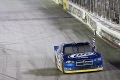 NASCAR: El 27 de agosto Irwin filetea la raza de la noche Fotografía de archivo libre de regalías