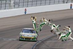 NASCAR: El 6 de marzo Kobalt filetea 400 Fotografía de archivo