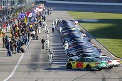 NASCAR: El 13 de mayo va 400 que ruedan Fotografía de archivo libre de regalías