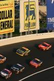 NASCAR - empilado encima alternadamente de 3 Fotografía de archivo libre de regalías