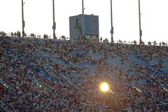 NASCAR:  Empty Seats July 11 LifeLock.com 400 Stock Photo