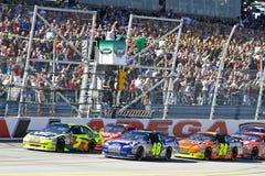 NASCAR: Energía 500 del 1 de noviembre amperio Fotografía de archivo libre de regalías