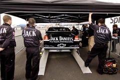 NASCAR: Energía 500 del 30 de octubre amperio Foto de archivo