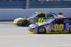 NASCAR: Energia 500 de novembro 01 ampère Imagem de Stock