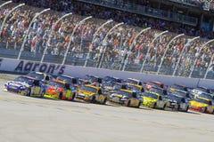 NASCAR: Energia 500 de novembro 01 ampère Foto de Stock Royalty Free